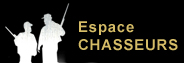 espace chasseur
